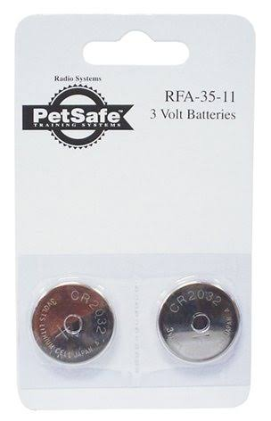 PetSafe CR2032 3V Replacement Battery
