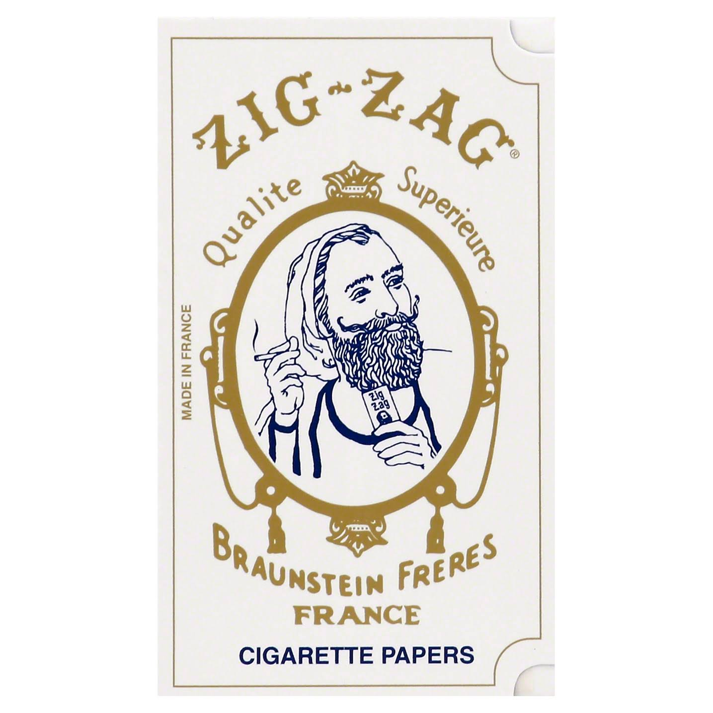 Zig Zag Cigarette Papers - 32 leaves