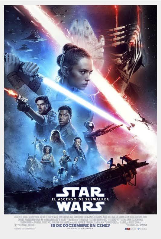 Resultado de imagen de Star Wars: Episodio IX