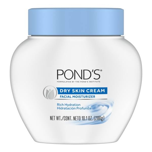 Pond's Dry Skin Cream Facial Moisturizer - 10.1oz