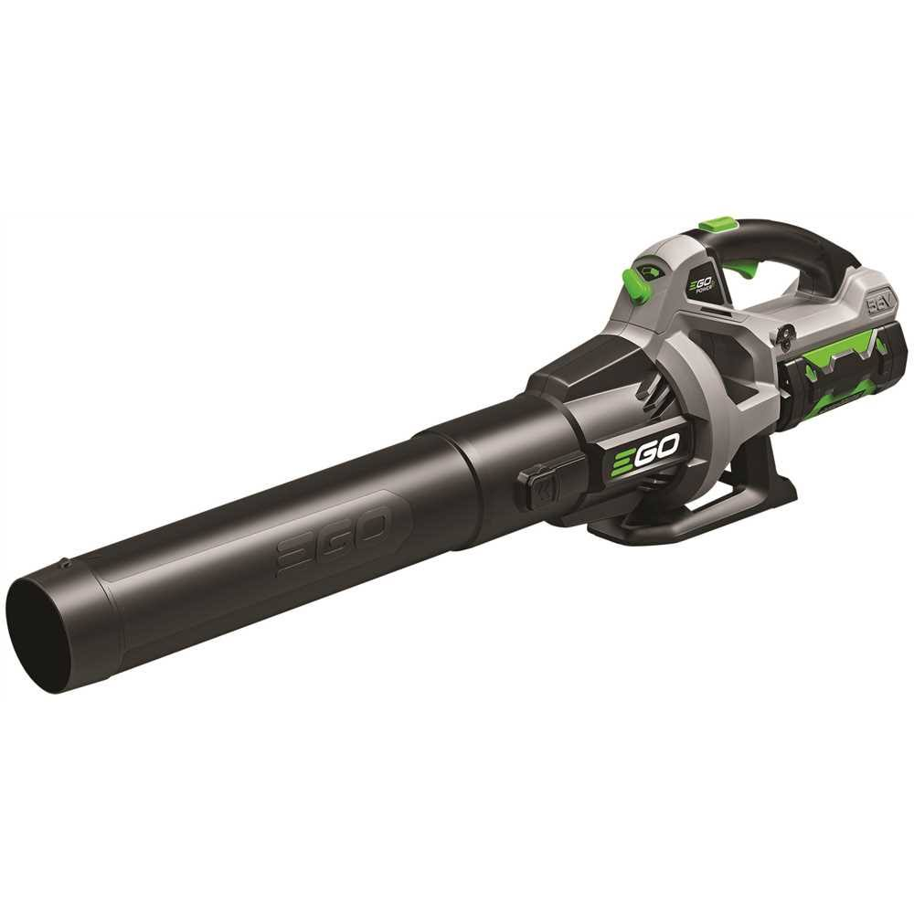 Ego Power 530 CFM Turbo Lithium Ion Cordless Electric Blower - 56V, 3 Speed