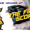 Vikings vs Panthers
