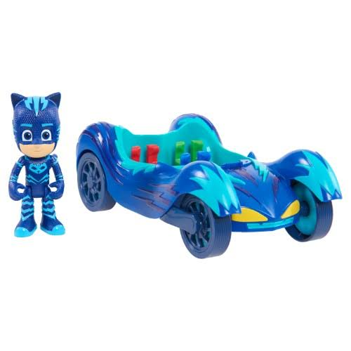 PJ Masks Vehicle Figure - Catboy Cat Car