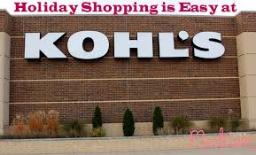 Kohls Christmas Trees Black Friday by Holiday Shopping Is Easy At Kohls Annmarie John
