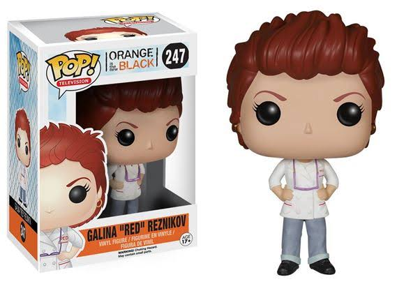 POP! TV: Orange is the New Black - Galina