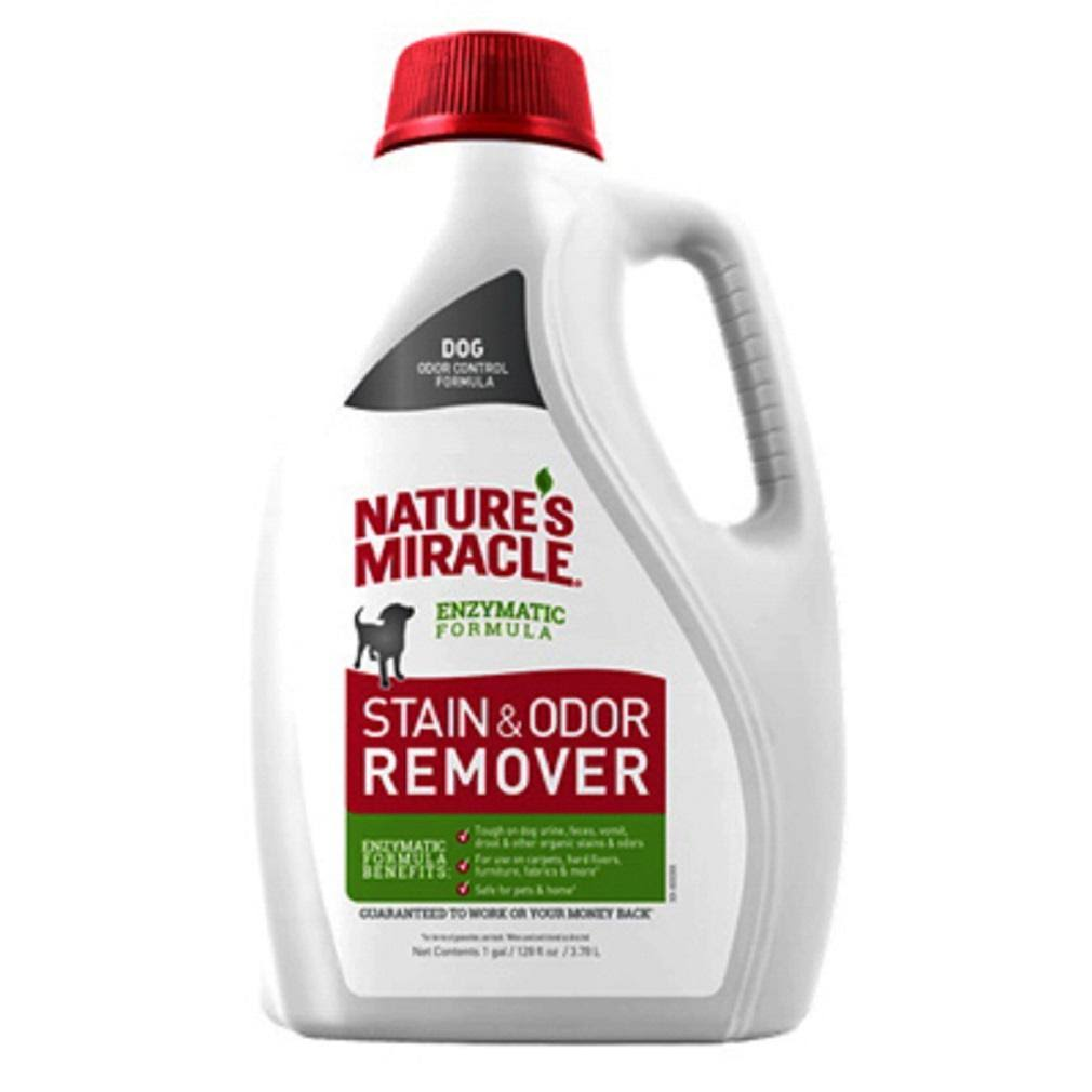 Nature's Miracle P-98228 Stain & Odor Remover, 1 Gallon