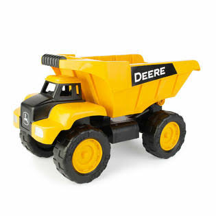 John Deere 15-inch Big Scoop Construction Dump Truck