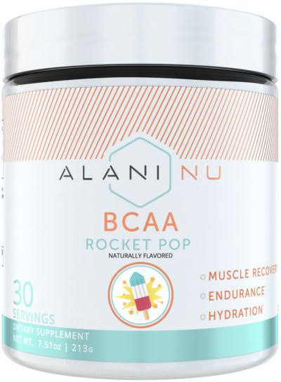 Alani Nu Bcaa Branched Chain Essential Amino Acids Dietary Supplement - 30 Servings