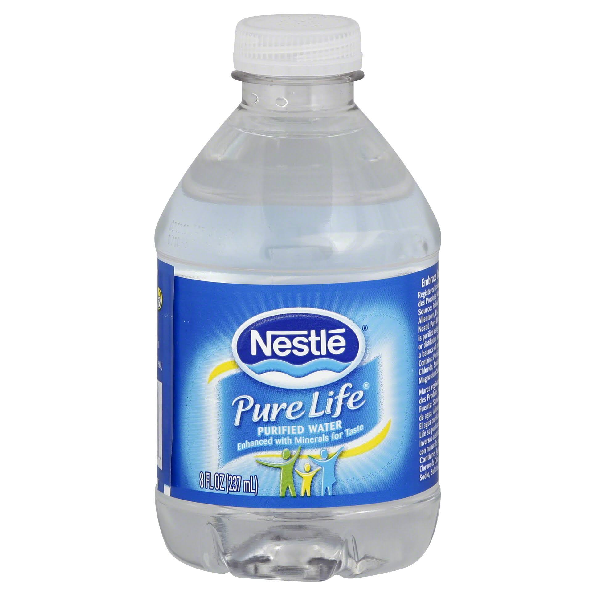 Nestle Pure Life Purified Water - 192oz