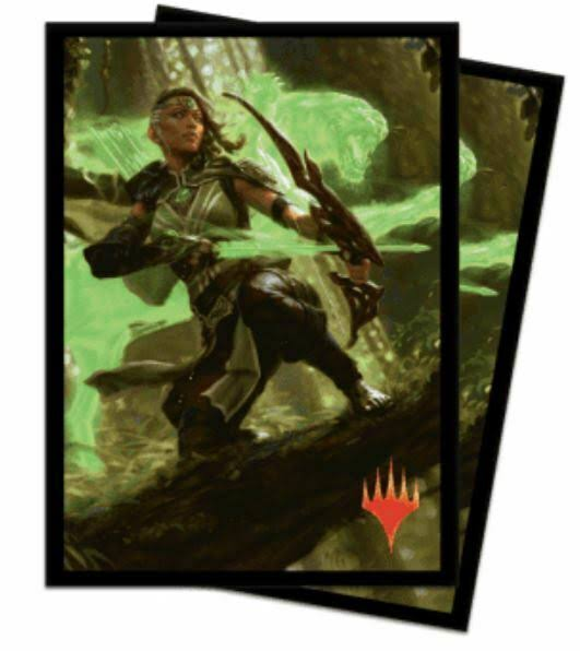 Ultra Pro: Deck Protector Sleeves - Core 2020 V5 'Vivien' - for Magic The Gathering (100)