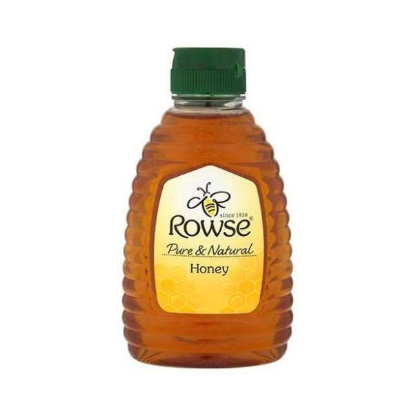 Rowse Squeezy Clear Honey - 340g