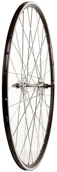 Wheel Shop Rear Wheel - 32H, Black Alloy, 700c, With 16T Cog