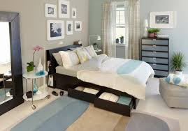 Masculine Bedroom Colors by Feel The Sensation From Grey And Blue Bedroom Color Combination