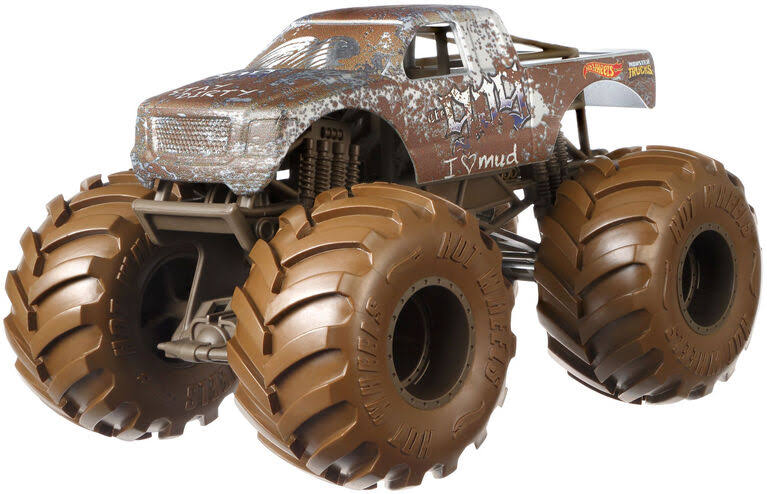 Hot Wheels 1:24 Scale Monster Truck The 909