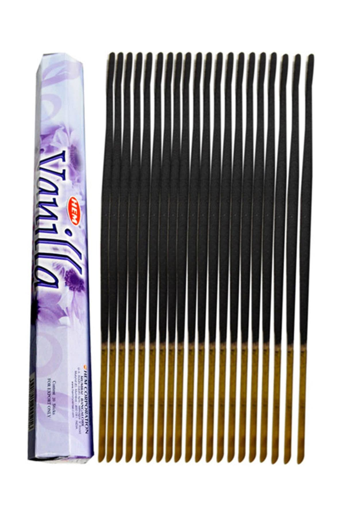 Hem Incense Sticks - Vanilla