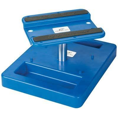 Duratrax Pit Tech Deluxe Truck Stand - Blue