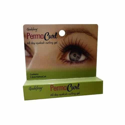 Godefroy 901 Permacurl All Day Eyelash Curling Gel - 0.1oz