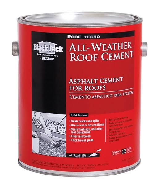 Gardner Gibson Black Jack All Weather Roof Cement