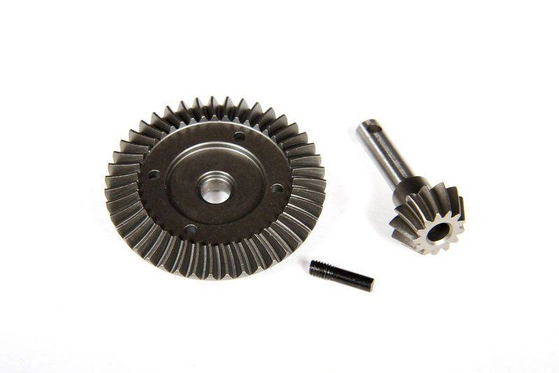 Axial Racing AXI30402 Heavy Duty Underdrive RC Vehicle Bevel Gear Set - 43 Teeth, 13 Teeth