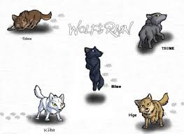 What Would Be Your Wolf Name?