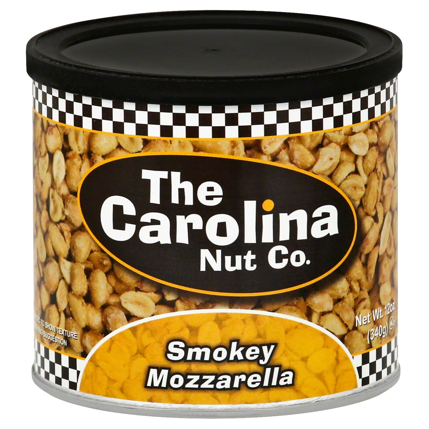 Carolina Nut Co Smokey Mozz Peanuts