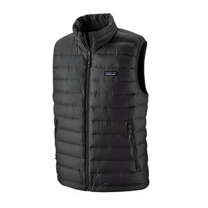 Patagonia Men's Down Sweater Vest - Black, Medium