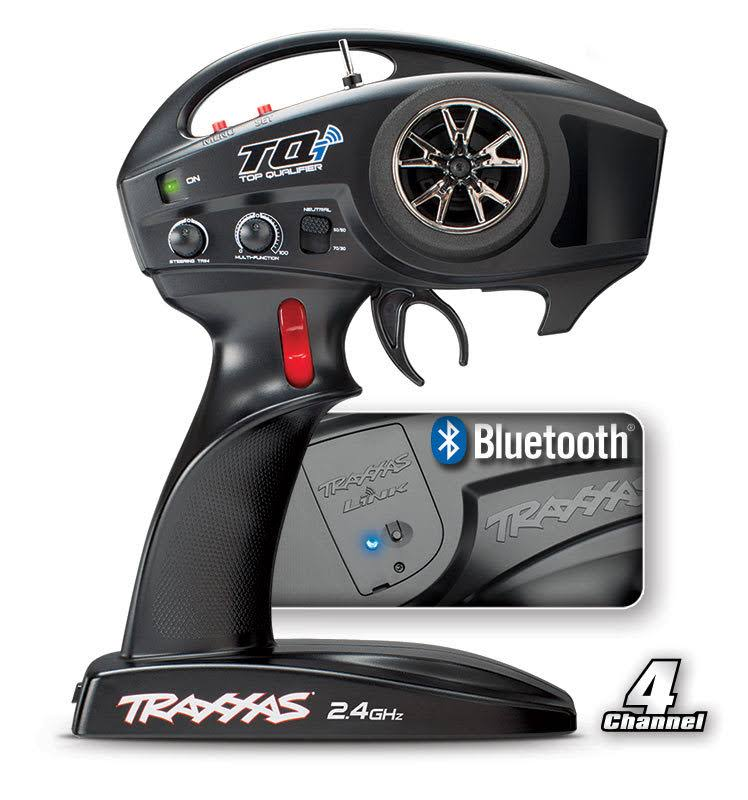 Traxxas TQ1 Radio System - 2.4GHZ, 4 Channel