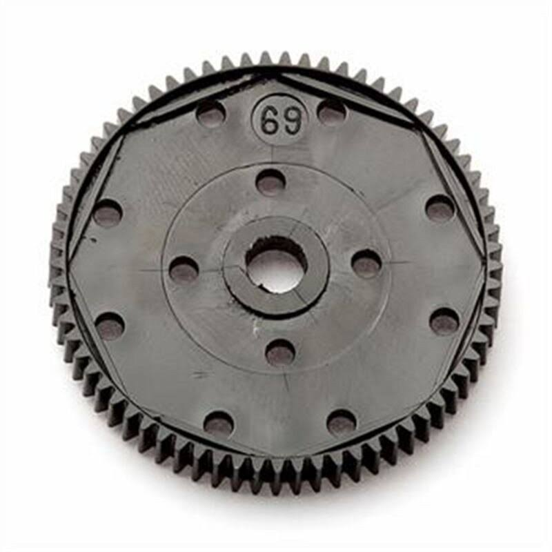 Team Associated ASC9648 9648 RC Part Spur Gear - Scale 1:10