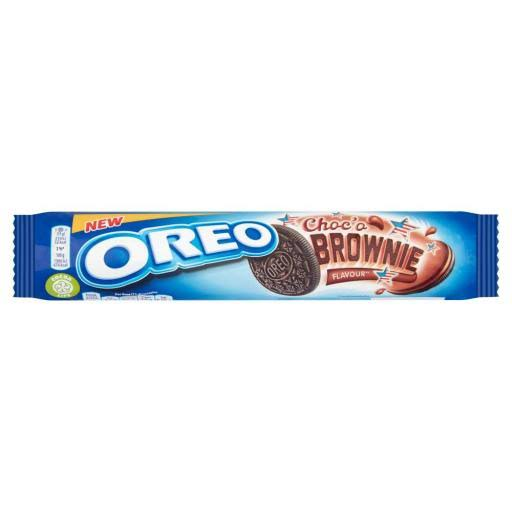 Oreo Cookies - Brownie Batter, 154g