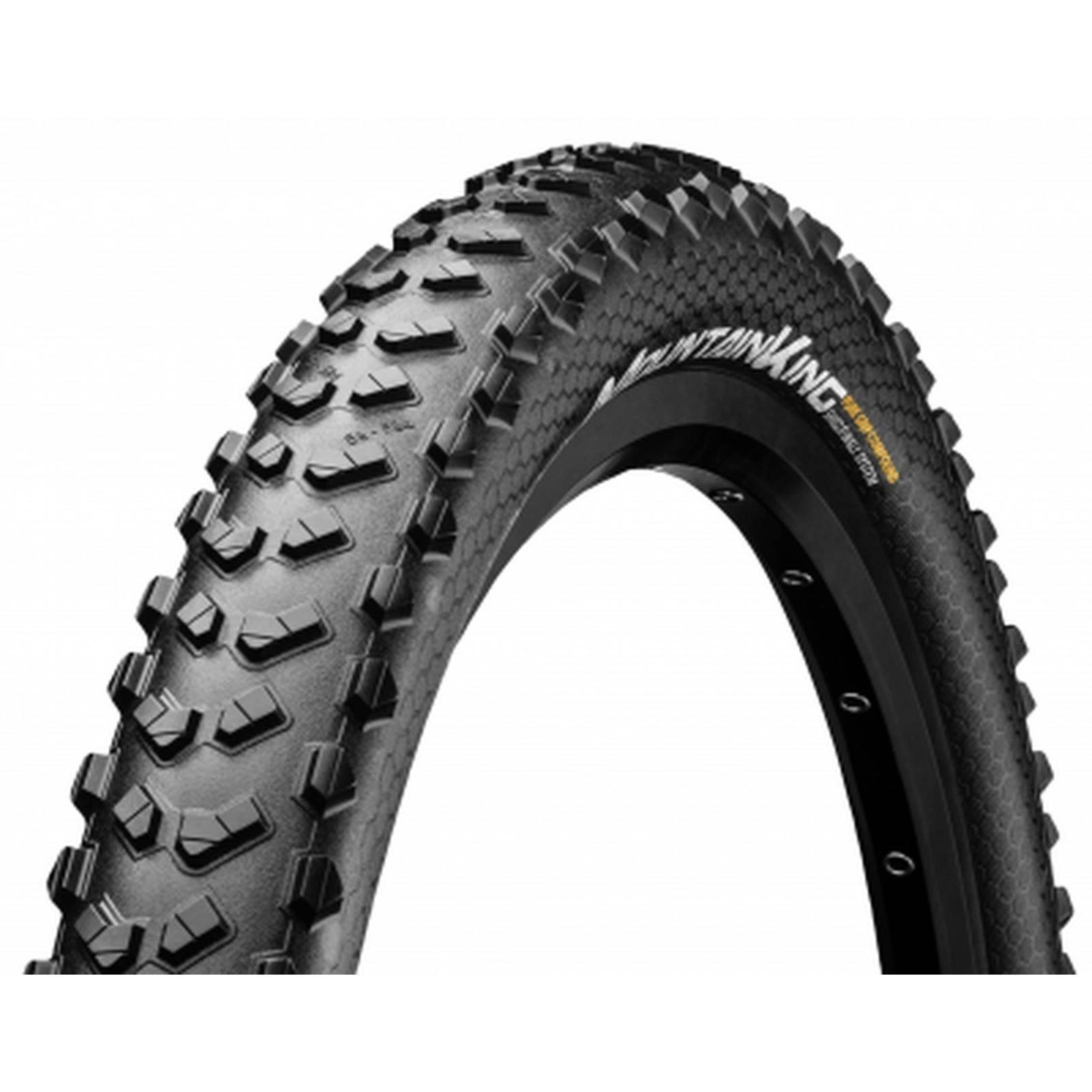 Continental Mountain King III Performance MTB Folding Tyre