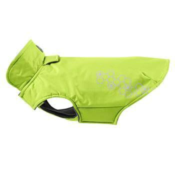 Rc Pet Products Venture Outerwear Dog Rain Coat - Lime Punch, Size 20