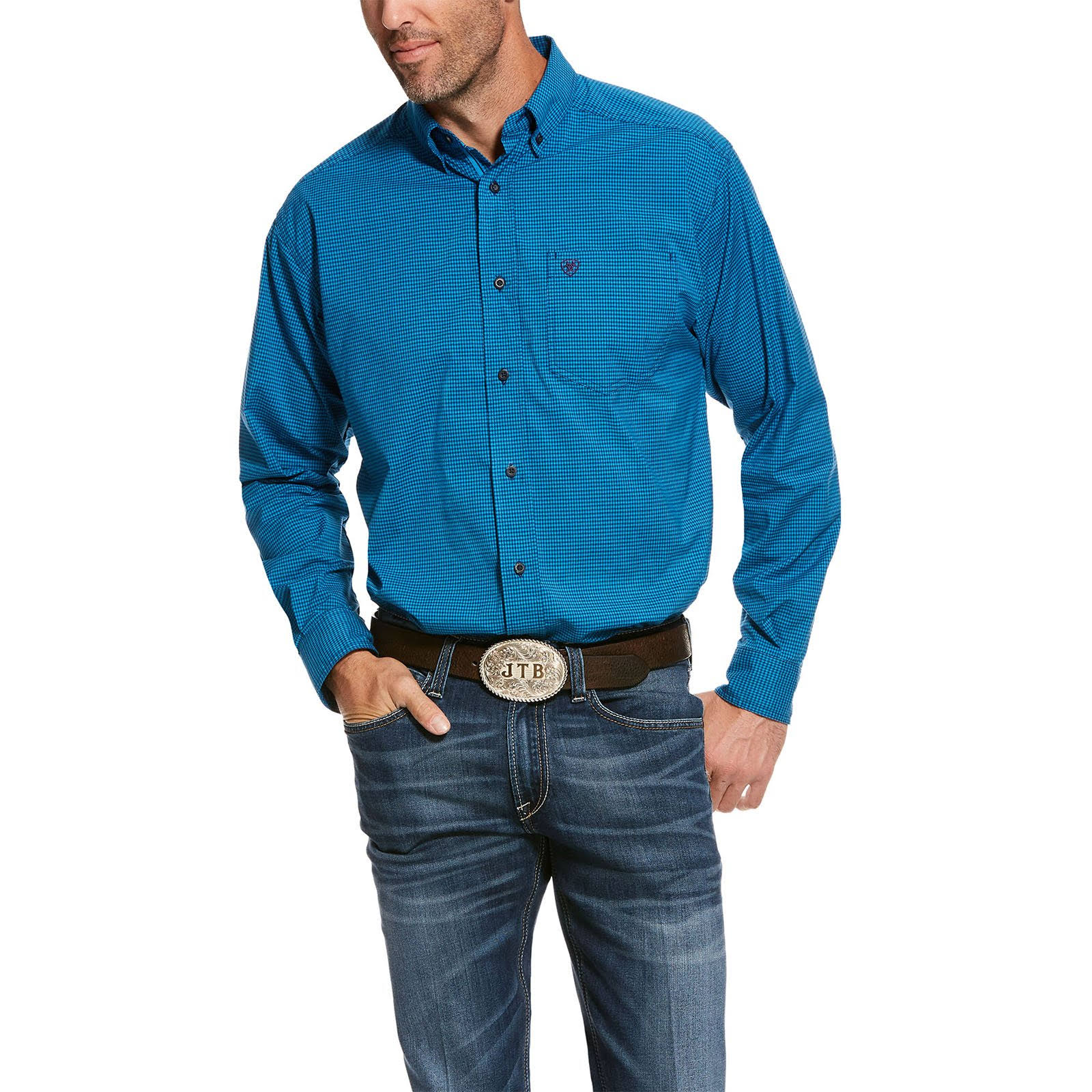 Ariat Pro Series Stetson Stretch Shirt
