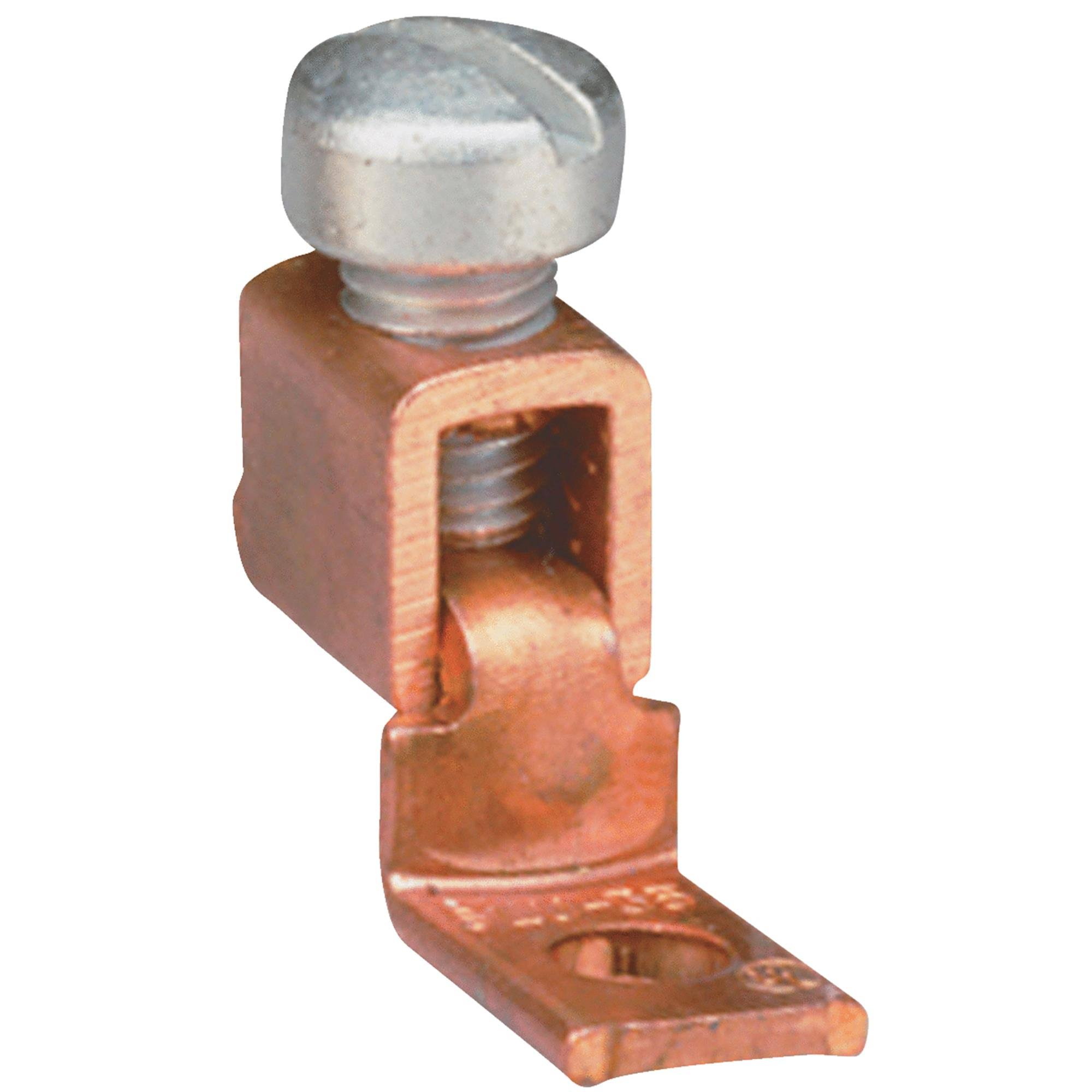 Gardner Bender Copper Mechanical Cable Lugs - 2-8awg