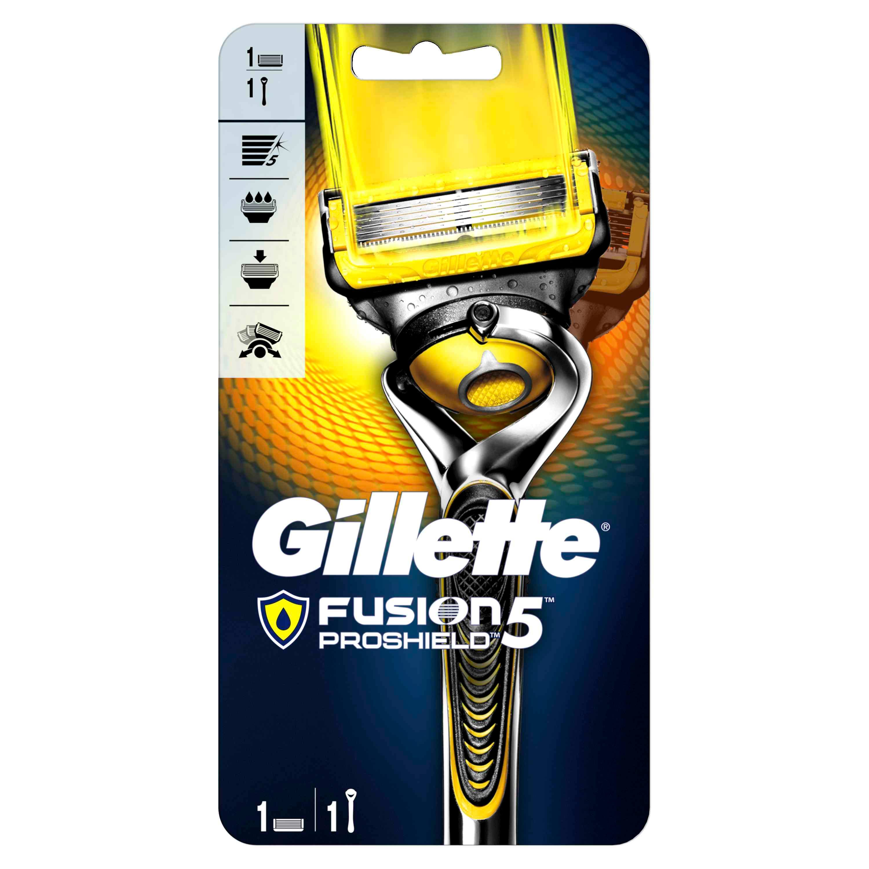 Gillette Mens Fusion5 ProShield Razor