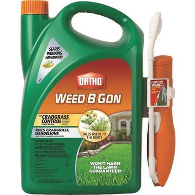 Ortho Weed B Gon Max Plus Crabgrass Control - 1.1 Gallon