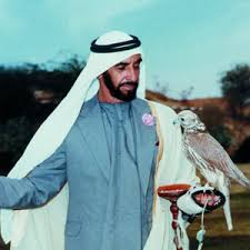 The father of the UAE