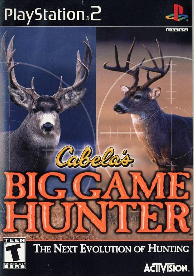 Cabela's Big Game Hunter - Playstation 2