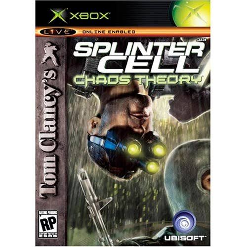 Tom Clancy's Splinter Cell Chaos Theory - Xbox