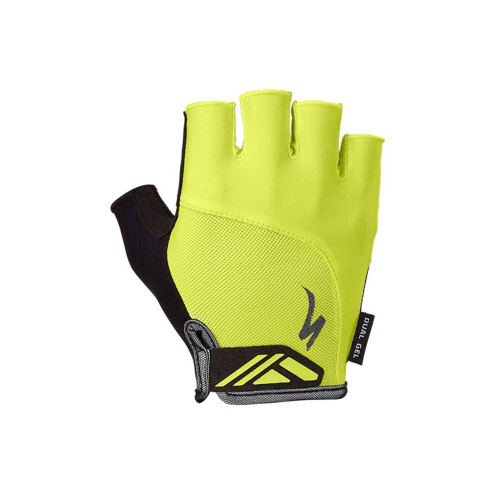 Specialized Glove BG Dual Gel Hyper - Green, Large
