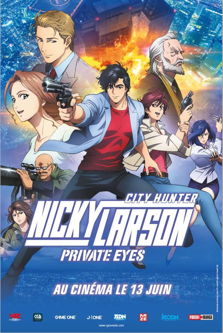 """Résultat de recherche d'images pour """"nicky larson private eyes"""""""