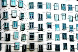 Veliko različnih oken