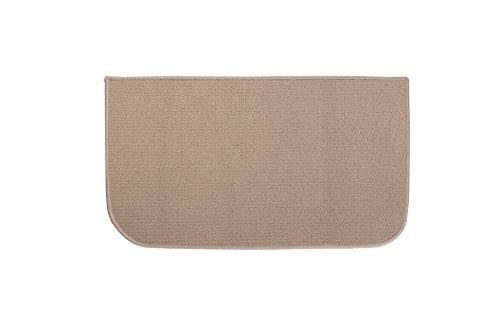 "Ritz Accent Latex Backing Kitchen Rug - Beige, 18"" x 30"""
