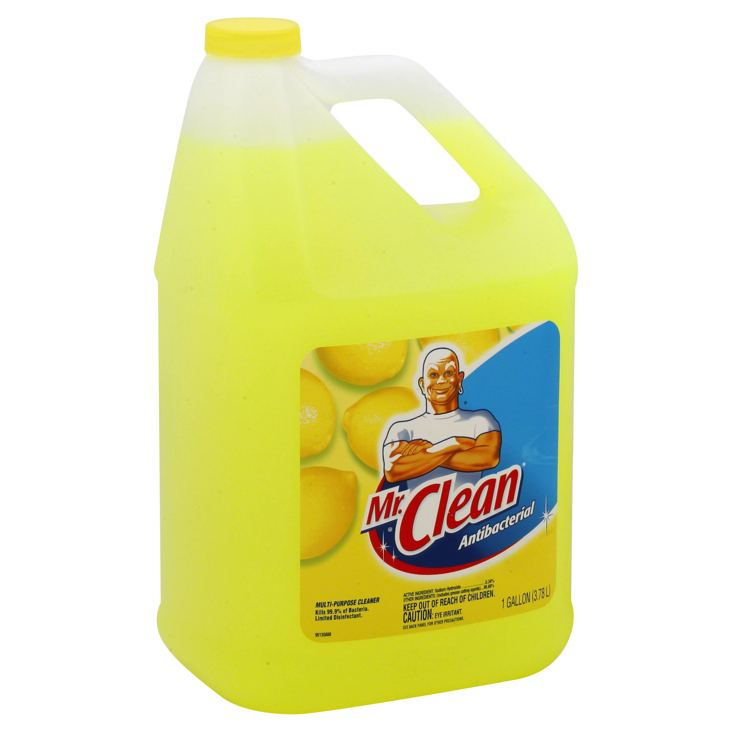 Mr. Clean Multi Purpose Cleaner - Summer Citrus, 3.78L