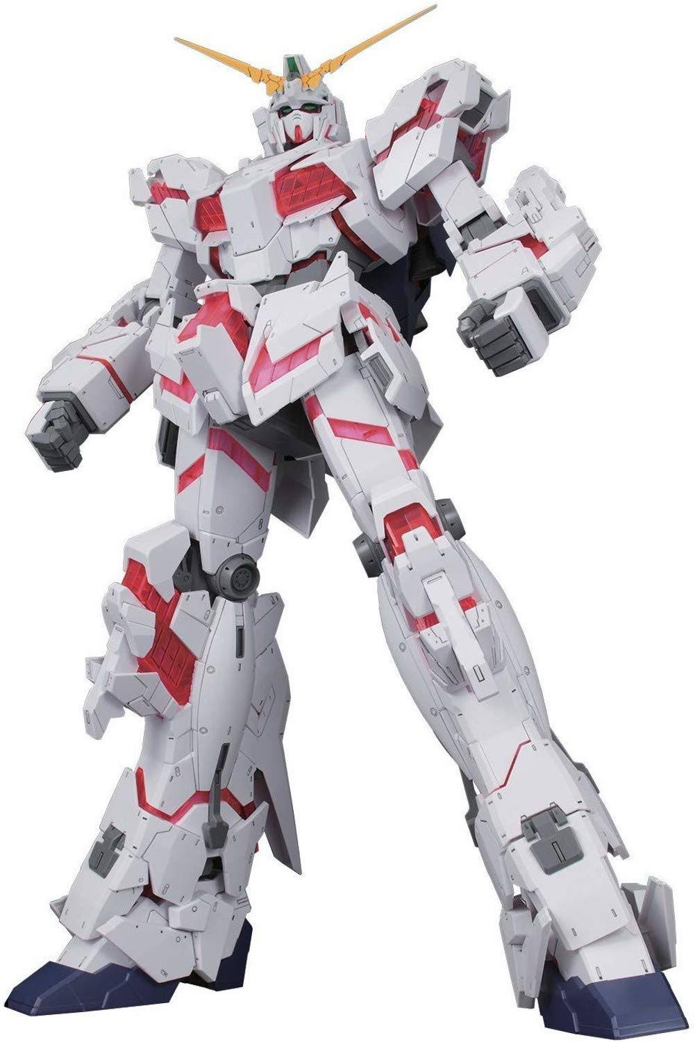 Gundam UC Unicorn Gundam Destroy Mode Mega Size 1:48 Scale Model Kit
