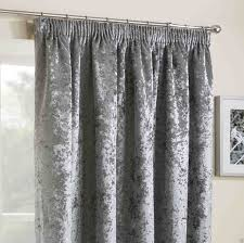 Ebay Curtains 108 Drop by Crushed Curtains Velvet 3