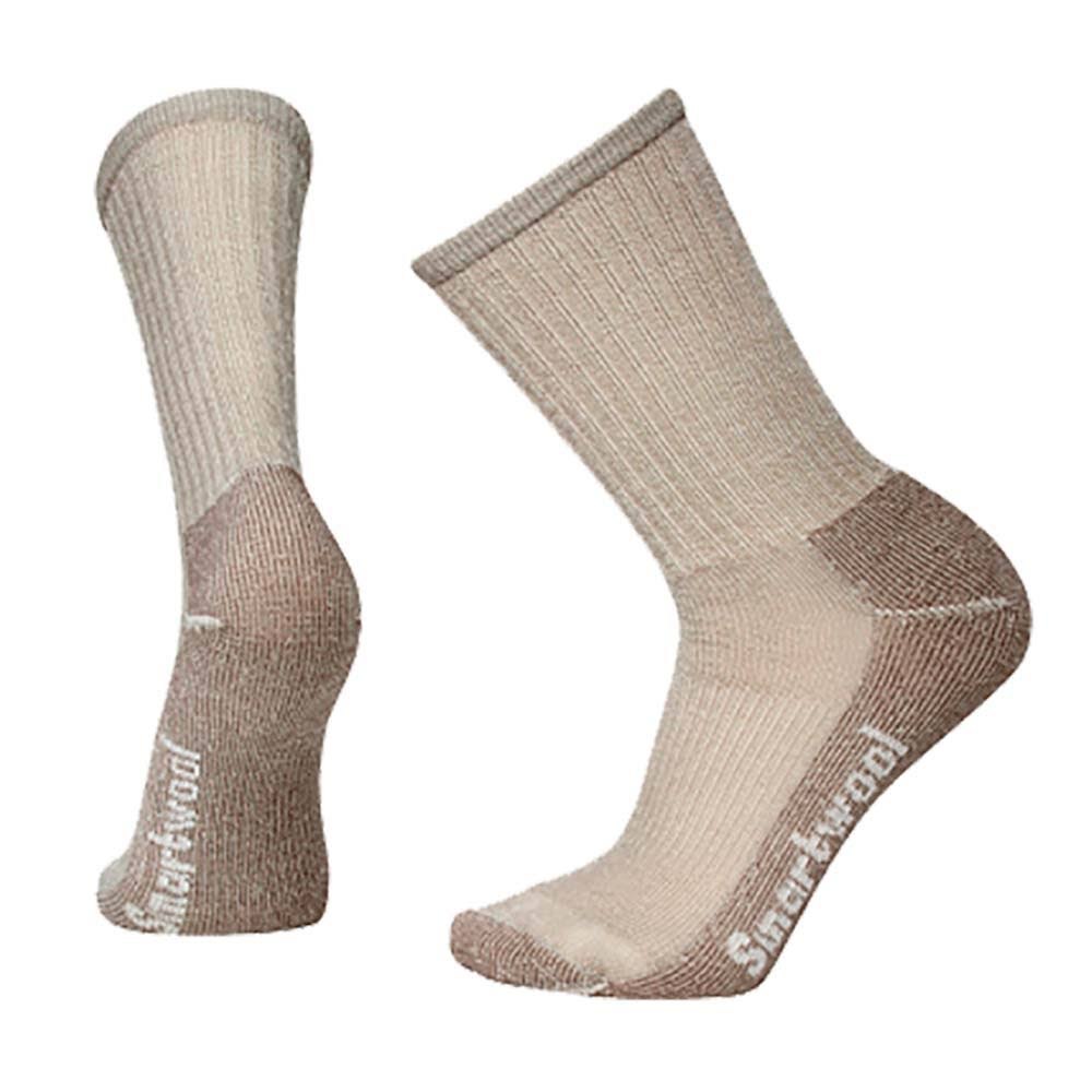 Smartwool Men's Hiking Light Crew Sock - Taupe, Large