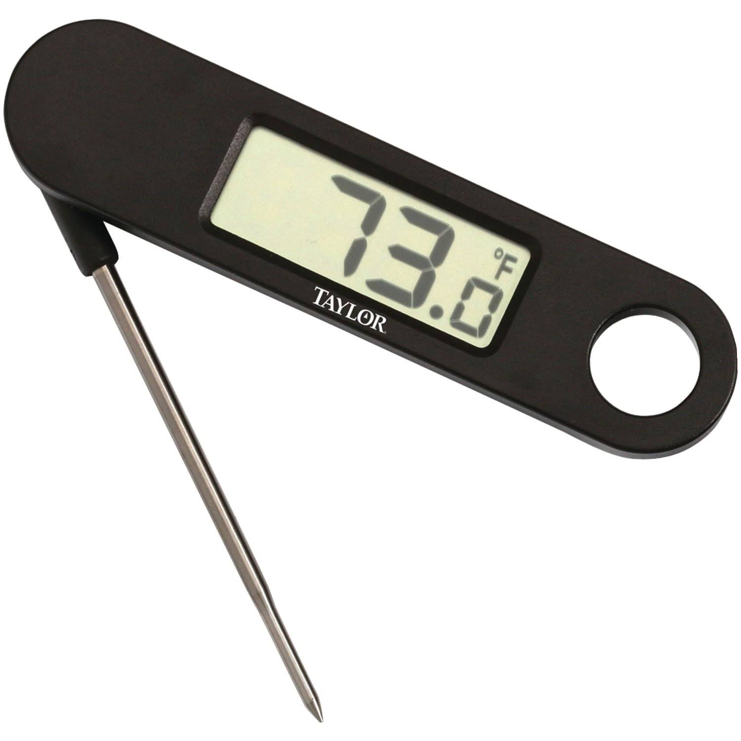 Taylor Thermometer, Folding