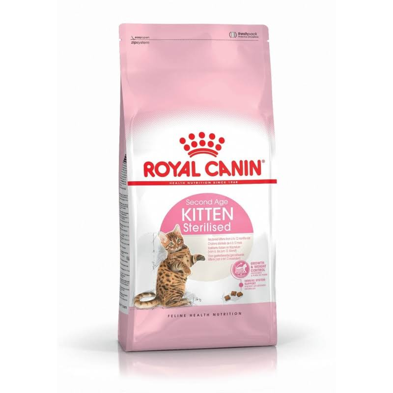 Royal Canin Kitten Sterilised Cat Food - 3.5kg