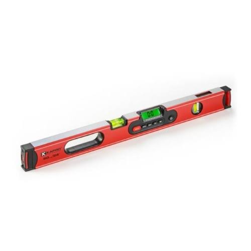Kapro Digiman Magnetic Digital Level with Plumb Site and Carrying Case - 48in