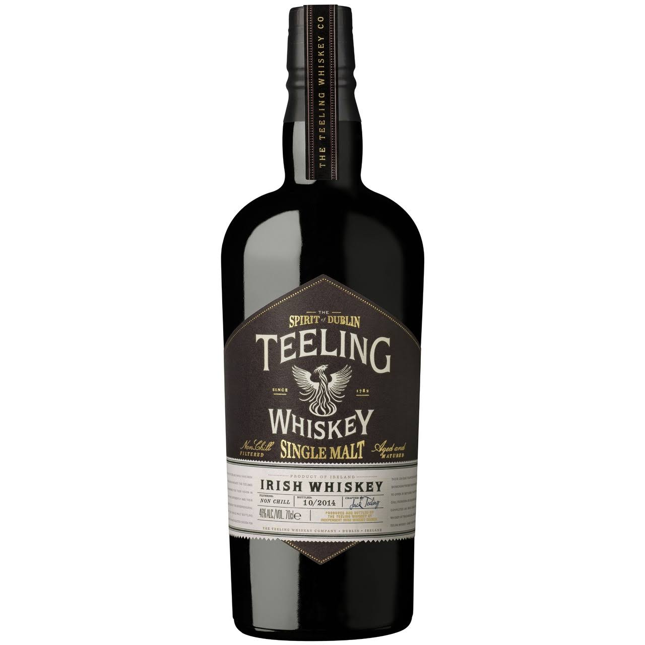 Teeling Single Malt Whiskey - 70cl